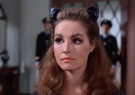 CATWOMAN (Julie Newmar) Best of Season 2