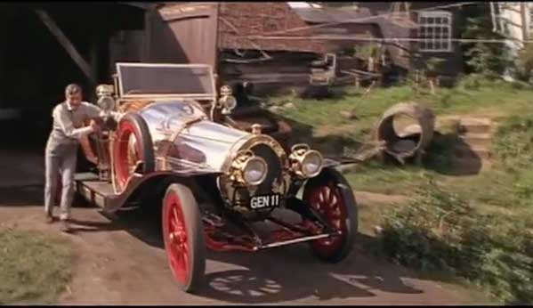 Behind the Scenes on Chitty Chitty Bang Bang with Dick Van Dyke