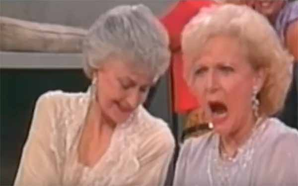Bea Arthur vs Betty White