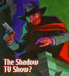 The Shadow 1954 Pilot