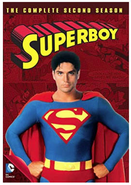 Superboy on DVD / 1980s Superboy TV Series on DVD