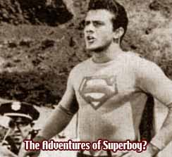 The Adventures of Superboy?