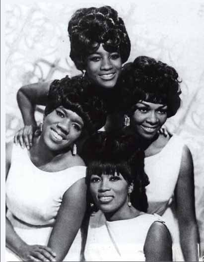 Elvis' background singers the Sweet Inspirations