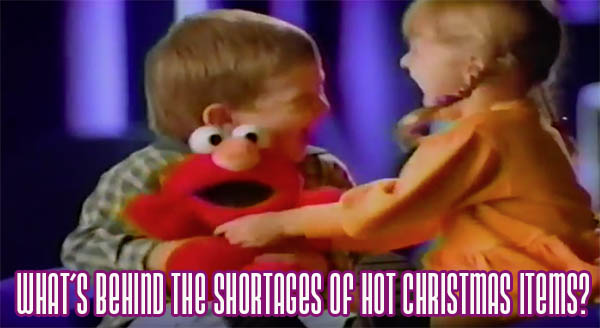 What's Behind the Shortages of Hot Christmas Items?
