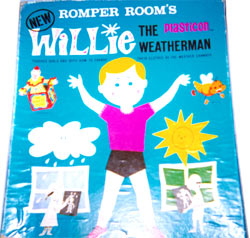Romper Room book