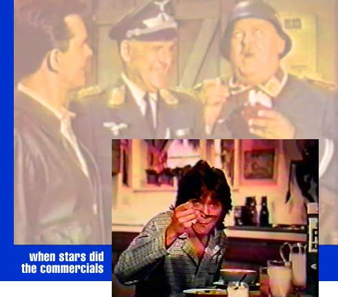 Classic TV Stars Doing the Commercials! : TVparty!
