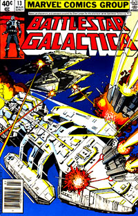Battlestar Galactica Comic Book