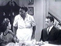 Hattie McDaniel and cast of Beulah TV Show