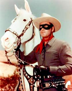 Lone Ranger / 1950s TV shows