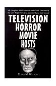 Horror TV book