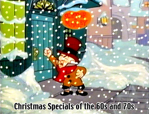 TV Christmas Specials of the 60s & 70s