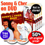 Sonny and Cher Show on DVD