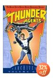Wally Wood thunder agents comics