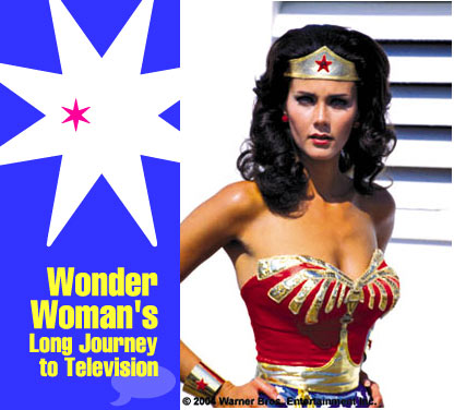 Wonder Woman on TV