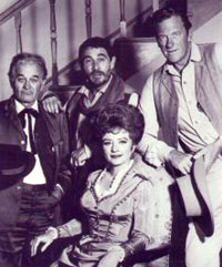 Gunsmoke cast 1967