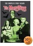 Munsters on DVD