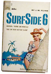 Surfside 6 book