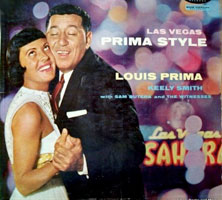 Louis Prima in Las Vegas in the 1960s
