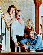 All in the Family cast