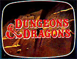 Dungeons & Dragons Saturday Morning cartoon