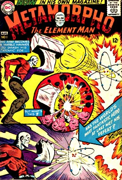 Metamorpho comics