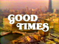 Good Times TV Program on CBS