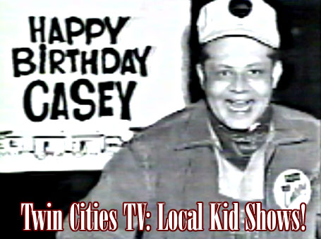 Twin Cities Local TV Kid Shows