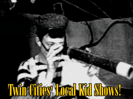 Twin Cities Local Kiddie Shows