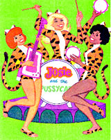 Josie & the pussycats cartoons