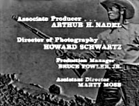 The Rifleman end credits