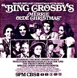 Bing Crosby Christmas Special