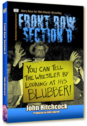 Greensboro Wrestling Book